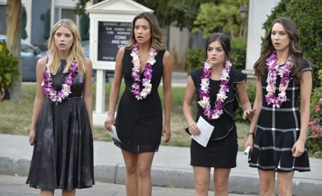 Shock! - Pretty Little Liars Season 5 Episode 14