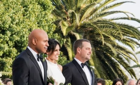 Here Comes the Bride - NCIS: Los Angeles Season 10 Episode 17