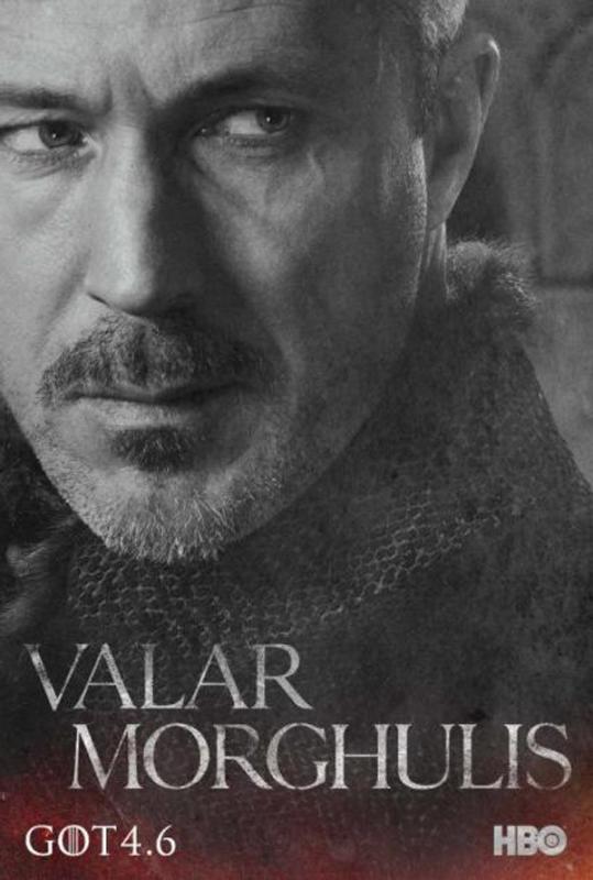 Aidan Gillen as Petyr Baelish