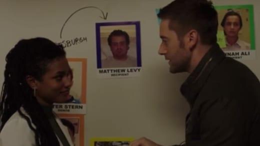 Sharpwin Forever - New Amsterdam Season 1 Episode 7