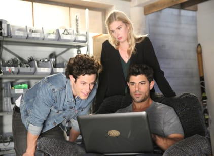 Watch Stitchers Season 2 Episode 2 Online