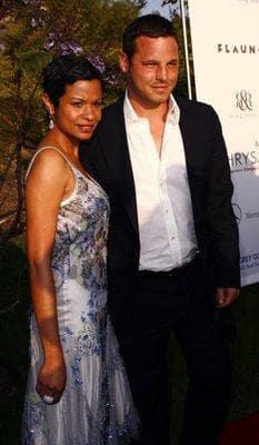 Justin Chambers and Keisha Chambers