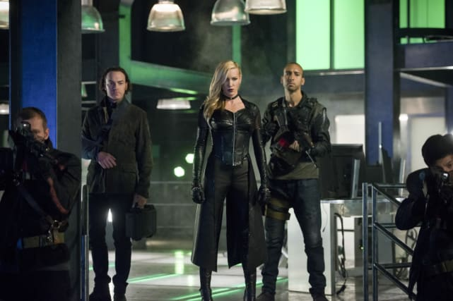 Lack Of Security - Arrow Season 6 Episode 1