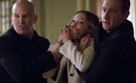 Laurel is Abducted