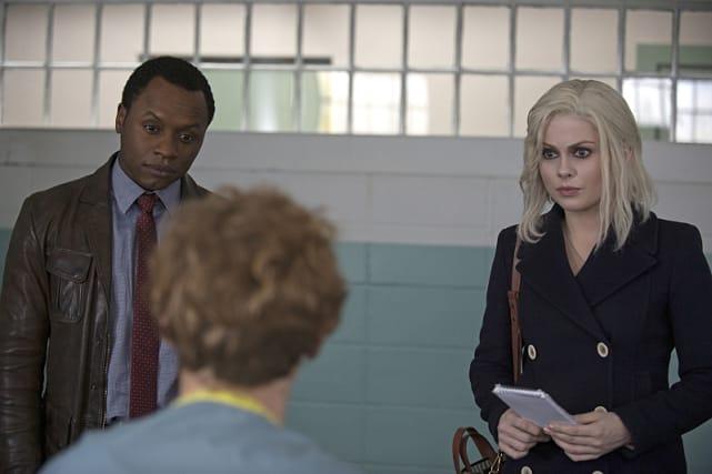 Interrogation Time - iZombie Season 1 Episode 10