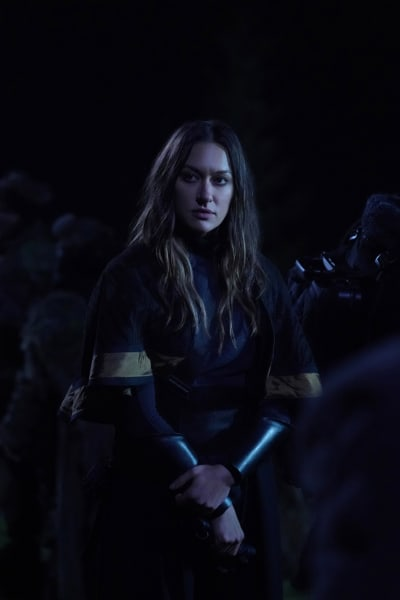 Echo in Sanctum - The 100 Season 6 Episode 12