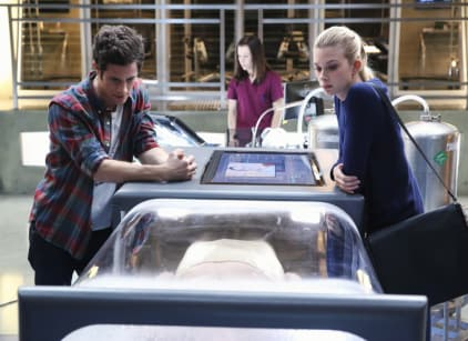 Watch Stitchers Season 1 Episode 1 Online