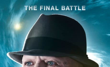 Fringe Poster: The Final Battle