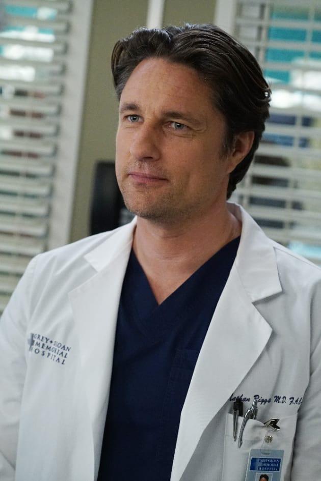 Dashing Doc - Grey's Anatomy Season 13 Episode 14