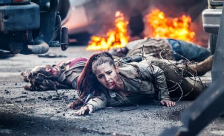 A Military Standoff - Dominion Season 2 Episode 8