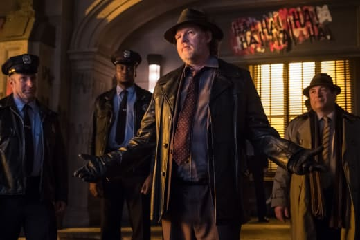 Taking the Lead - Gotham