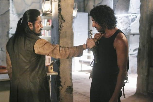 Dogen and Sayid