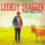 Leeroy stagger red bandana
