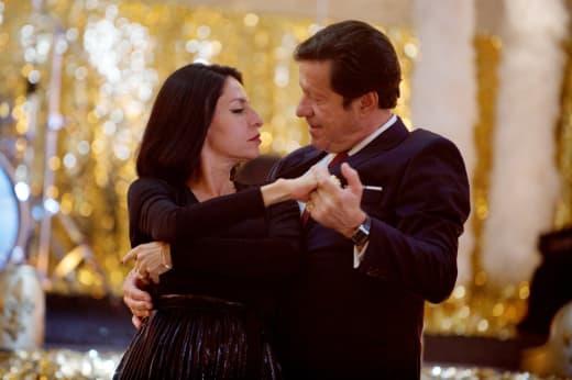 Camila and Epifanio Dance - Queen of the South Season 2 Episode 4