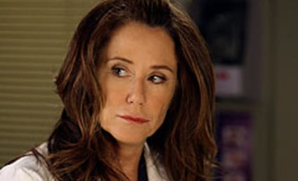 Mary McDonnell Speaks on Grey's Anatomy Role
