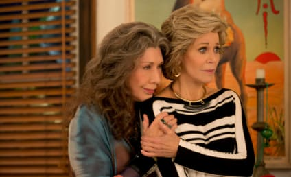 Grace and Frankie: Coming to an End!