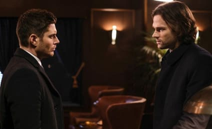 Supernatural Season 13 Episode 15 Review: A Most Holy Man