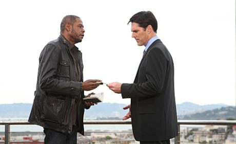 Forest Whitaker as Agent Cooper