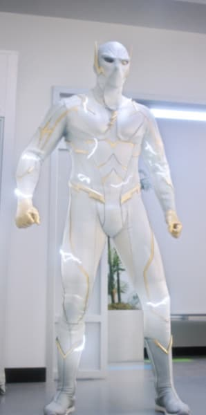A Mysterious Speedster Threatens The Future - The Flash Season 5 Episode 18