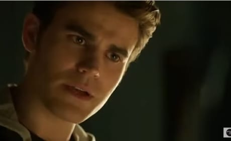 Stefan Serves - The Vampire Diaries Season 8 Episode 8