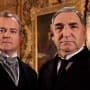 Robert and Carson - Downton Abbey