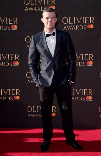 Russell Tovey Attends Olivier Awards