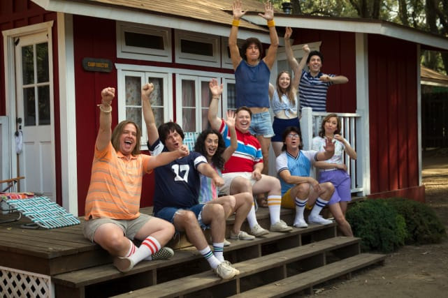 Wet Hot American Summer: First Day of Camp Photo
