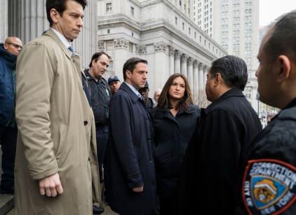 Watch Law & Order: SVU Season 17 Episode 22 Online