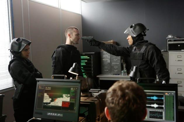 Dissent inside the AIC - Quantico Season 2 Episode 10