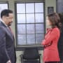 Abe Cajoles Hope - Days of Our Lives