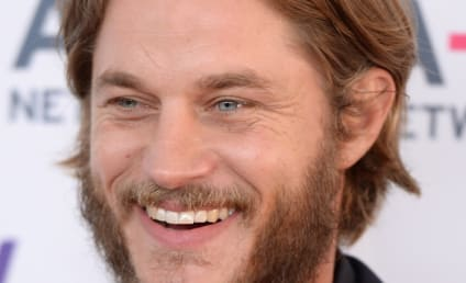Vikings' Travis Fimmel Staying In The History Family