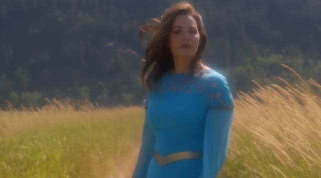 Erica Durance Returns To The CW For Another Super-Role