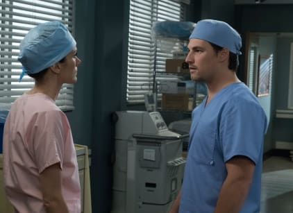 Watch Grey's Anatomy Season 14 Episode 19 Online