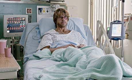 Deeks in the Hospital