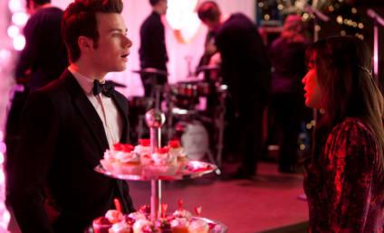 Glee Wedding Photos: First Look!