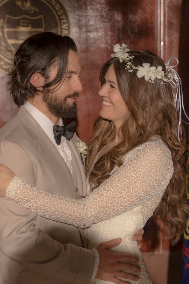 The Happy Couple - This Is Us Season 1 Episode 14