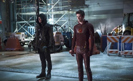 The Flash Season 1 Episode 22 Review: Rogue Air