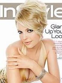 Katherine Heigl: InStyle Cover #3