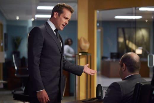 Harvey & Louis Bickering - Suits