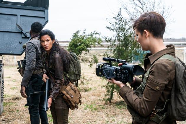 What's The Story? - Fear the Walking Dead Season 4 Episode 6