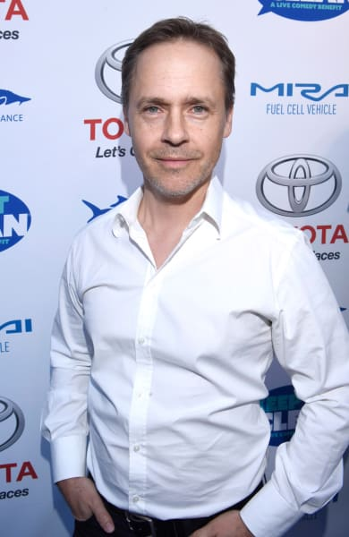 Chad Lowe Attends Benefit