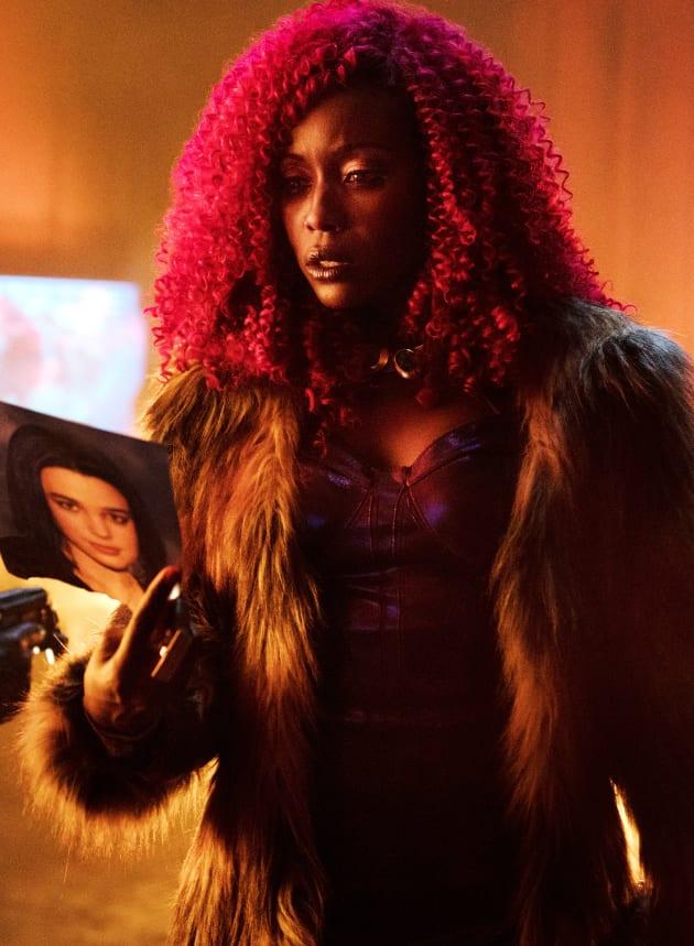 Anna Diop as Starfire aka Kori Anders - Titans
