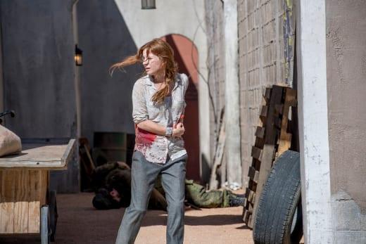 Running Away  - The Brave Season 1 Episode 2