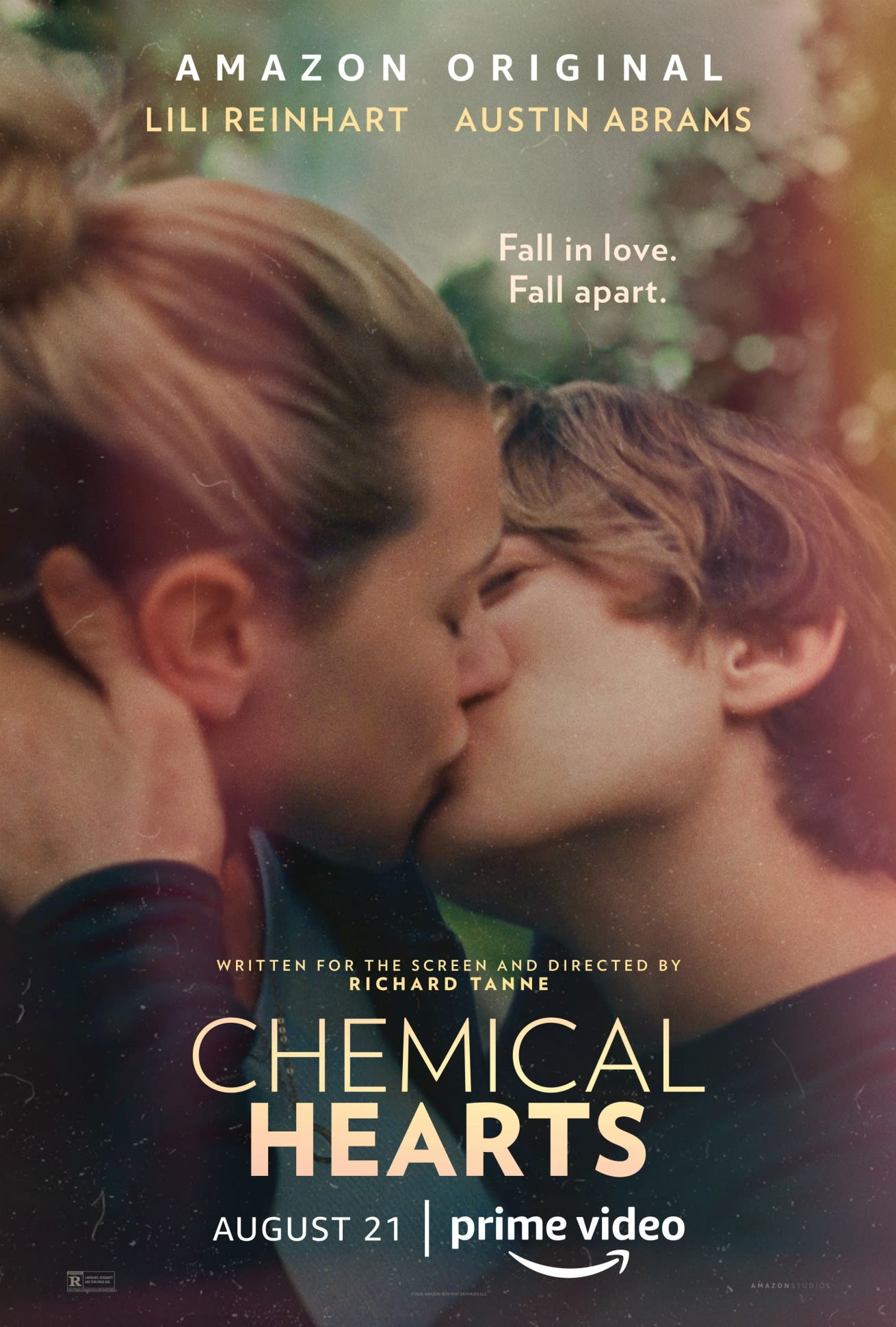 Chemical Hearts Poster - TV Fanatic