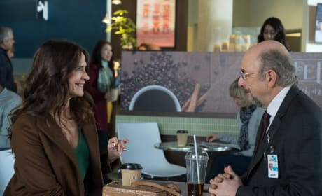 Aaron and Debbie - The Good Doctor Season 1 Episode 17