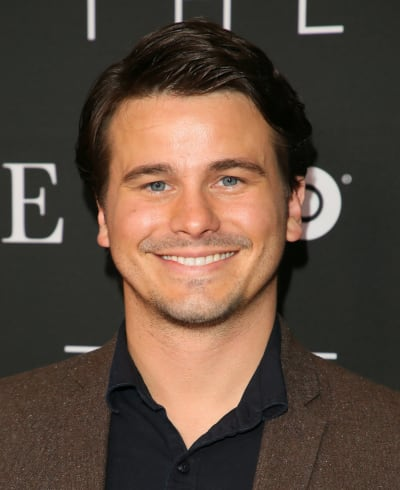 Jason Ritter Attends HBO premiere