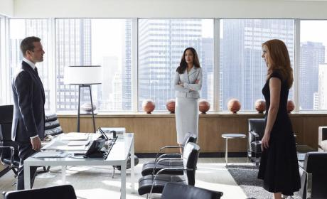 """Suits Photos From """"Live To Fight"""""""