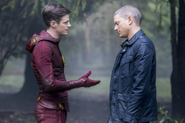 Be My Partner? - The Flash Season 3 Episode 22