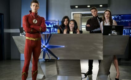 The Flash Season 5 Episode 3 Review: The Death of Vibe