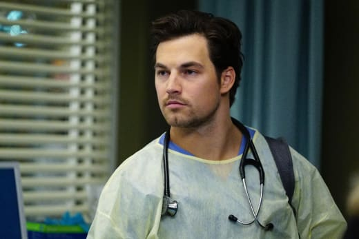 His Good Side - Grey's Anatomy Season 13 Episode 17